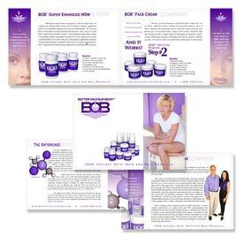 Cosmetics Brochure  Brochures