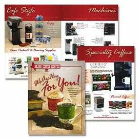Coffee Service Brochure  Brochures