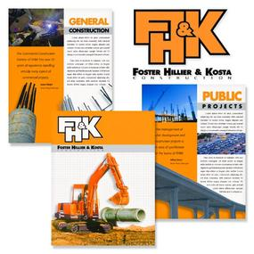 Commercial Counstruction Brochure  Brochures