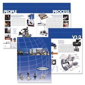 Valve Company Brochure  Brochures