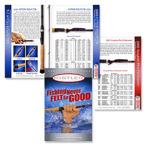 Fishing Product Brochure  Brochures