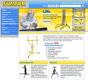 Industrial Web Site Design industrial welding commercial products custom e commerce solution Web Design