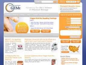 GEMt  Web Design